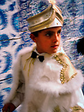 TURKEY, Istanbul, a young boy is dressed like a prince
