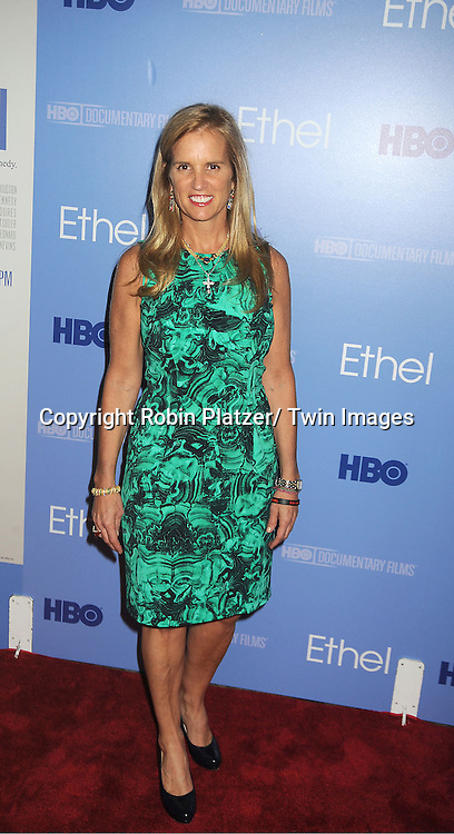 "Kerry Kennedy attends the New York Premiere of  ""Ethel"", the documentary about Ethel Kennedy which was directed and produced by Rory Kennedy, on October 15, 2012 at The Time Warner Center in New York City. HBO is showing the movie on October 18, 2012."