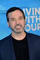 "LOS ANGELES, USA. October 17, 2019: Jason Champagne at the premiere of ""Living With Yourself"" at the Arclight Theatre, Hollywood.<br /> Picture: Paul Smith/Featureflash"