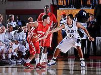 America East Game 10 - Hartford vs. Maine MBB 3/5/2011