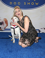 POMONA, CA - FEBRUARY 10: Debbie Gibson, at the Hallmark Channel's 2019 American Rescue Dog Show at Fairplex in Pomona, California on February 10, 2019. Credit: Faye Sadou/MediaPunch