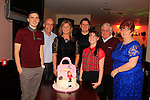 Deirdre O'Reilly 40th