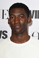 """Malachi Kirby<br /> arriving for the """"Widows"""" special screening in association with Vogue at the Tate Modern, London<br /> <br /> ©Ash Knotek  D3457  31/10/2018"""