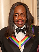 Bassist Verdine White of the band Earth, Wind and Fire, one of the recipients of the 42nd Annual Kennedy Center Honors, poses as part of a group photo following a dinner at the United States Department of State in Washington, D.C. on Saturday, December 7, 2019.  The 2019 honorees are: Earth, Wind & Fire, Sally Field, Linda Ronstadt, Sesame Street, and Michael Tilson Thomas.<br /> Credit: Ron Sachs / Pool via CNP
