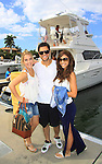 General Hospital Kristen Alderson - Erik Valdez - Lindsey Morgan take a break on Blondi, Marco Island at SoapFest's Celebrity Weekend - Cruisin' and Schmoozin' on the Marco Island Princess - mix and mingle and watching dolphins - autographs, photos, live auction raising money for kids on November 11, 2012 Marco Island, Florida. (Photo by Sue Coflin/Max Photos)