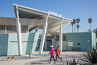 Alondra Park Pool and Recreation Building