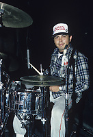 Suicidal Tendencies RJ Herrera performing at The Metro in Chicago, Illinois.<br /> Nov.27,1985<br /> CAP/MPI/GA<br /> ©GA//MPI/Capital Pictures