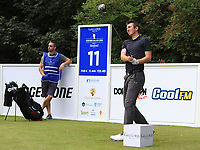 James Maw (ENG) on the 11th tee during Round 1 of the Northern Ireland Open at Galgorm Castle Golf Club, Ballymena Co. Antrim. 10/08/2017<br /> Picture: Golffile | Thos Caffrey<br /> <br /> <br /> All photo usage must carry mandatory copyright credit     (&copy; Golffile | Thos Caffrey)