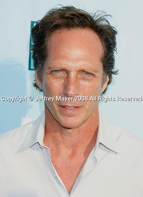 Actor William Fichtner arrives at the Fox All-Star Party At The Pier at the Santa Monica Pier on July 14, 2008 in Santa Monica, California.