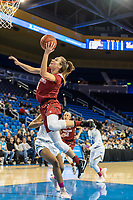 Stanford Basketball W vs at UCLA, February 15, 2019