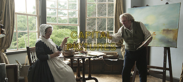 Timothy Spall<br /> in Mr. Turner (2014) <br /> *Filmstill - Editorial Use Only*<br /> CAP/NFS<br /> Image supplied by Capital Pictures