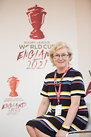 Picture by Charlie Forgham-Bailey/SWpix.com 13/07/2017 - International Rugby League - Rugby League World Cup 2021 - RLWC2017 Presentation at ALTITUDE LONDON, SKYLOFT Millbank Tower, London - Barbara Slater