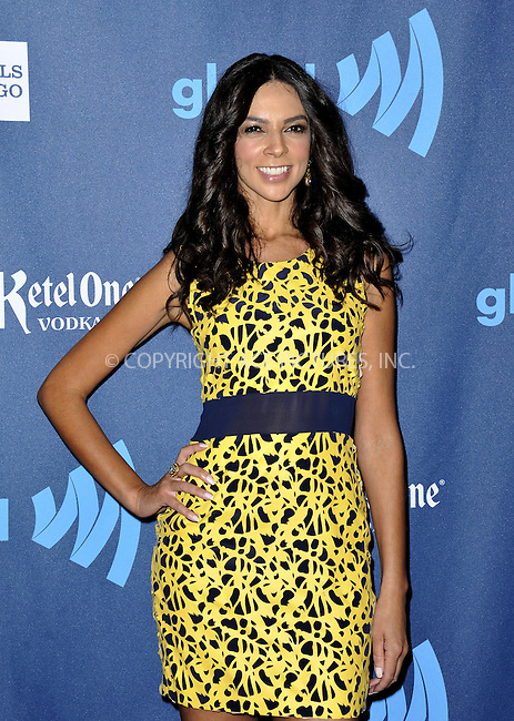 WWW.ACEPIXS.COM......April 20, 2013, Los Angeles, CA.....Terri Seymour arriving at the 24th Annual GLAAD Media Awards held at the JW Marriott Los Angeles at L.A. LIVE on April 20, 2013 in Los Angeles, California. ..........By Line: Peter West/ACE Pictures....ACE Pictures, Inc..Tel: 646 769 0430..Email: info@acepixs.com