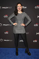"24 March 2019 - Hollywood, California - Mary Chieffo. 2019 PaleyFest LA - ""Star Trek: Discovery"" held at Dolby Theater. <br /> CAP/ADM/FS<br /> ©FS/ADM/Capital Pictures"