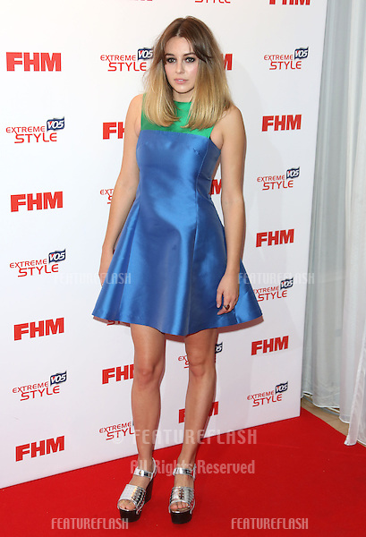 Keeley Hazell arriving for the FHM 100 Sexiest Women in the World 2013 party at the Sanderson Hotel, London. 01/05/2013 Picture by: Henry Harris / Featureflash