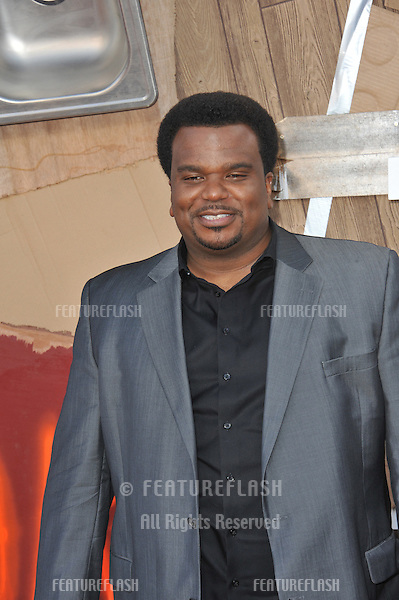 Craig Robinson at the world premiere of his movie &quot;This Is The End&quot; at the Regency Village Theatre, Westwood.<br /> June 3, 2013  Los Angeles, CA<br /> Picture: Paul Smith / Featureflash
