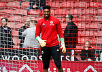 Jamal Blackman of Sheffield Utd during the Championship match at Bramall Lane Stadium, Sheffield. Picture date 16th September 2017. Picture credit should read: Jamie Tyerman/Sportimage