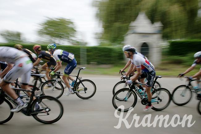 Zdenek Stybar (CZE/OmegaPharma-Quickstep) rushing by<br /> <br /> stage 1<br /> Euro Metropole Tour 2014 (former Franco-Belge)