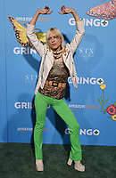 LOS ANGELES, CA - MARCH 06: Singer/actress Kate Crash attends the world premiere of 'Gringo' from Amazon Studios and STX Films at Regal LA Live Stadium 14 on March 6, 2018 in Los Angeles, California.<br /> CAP/ROT/TM<br /> &copy;TM/ROT/Capital Pictures