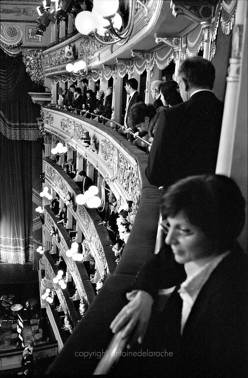 first performance, Teatro alla Scala, milano