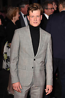 Ed Speelers<br /> arriving for the London Film Festival 2017 screening of &quot;Breathe&quot; at the Odeon Leicester Square, London<br /> <br /> <br /> &copy;Ash Knotek  D3318  04/10/2017
