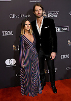 09 February 2019 - Beverly Hills, California - Maren Morris, Ryan Hurd. The Recording Academy And Clive Davis' 2019 Pre-GRAMMY Gala held at the Beverly Hilton Hotel.   <br /> CAP/ADM/BT<br /> ©BT/ADM/Capital Pictures