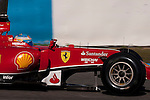 JEREZ. SPAIN. FORMULA 1<br />2013/14 en el Circuito de Jerez 30/01/2014 La imagen muestra a Fernando Alonso de Ferrari LP / Photocall3000