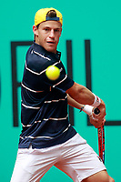 Diego Schwartzman, Argentina, during Madrid Open Tennis 2018 match. May 7, 2018.(ALTERPHOTOS/Acero) /NortePhoto.com