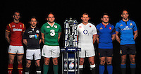 RBS Six Nations Launch 2016,