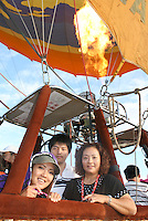 20130104 January 04 Hot Air Balloon Cairns