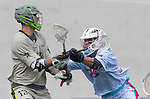 Costa Mesa, CA 06/08/13 - Graham Gill (Team Maverik #12) in action during the inaugural game of the LXMPRO Tour in Orange County.  The Team STX defeated Team Maverik 14-13 at Orange Coast College's Bard Stadium.