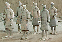 Xi'An-The Terra Cotta Warriors