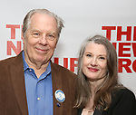 "Michael McKean and Annette O'Toole attends the New Group World Premiere of ""The True"" on September 20, 2018 at The Green Fig Urban Eatery in New York City."