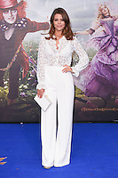 "Chloe Lewis<br /> at the premiere of ""Alice Through the Looking Glass"" held at the Odeon Leicester Square, London<br /> <br /> <br /> ©Ash Knotek  D3117  10/05/2016"