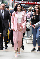 NEW YORK, NY - May 29: Jessie J seen at Good Morning America in New York City on May 29, 2018. <br /> CAP/MPI/RW<br /> &copy;RW/MPI/Capital Pictures