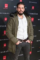"Alex Barahona attend the Premiere of the movie ""Musaranas"" in Madrid, Spain. December 17, 2014. (ALTERPHOTOS/Carlos Dafonte) /NortePhoto /NortePhoto.com"