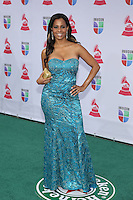 LAS VEGAS, NV - NOVEMBER 15 :  Carolina Catalino pictured at the 2012 Latin Grammys at Mandalay Bay Resort on November 15, 2012 in Las Vegas, Nevada.  Credit: Kabik/Starlitepics/MediaPunch Inc. /NortePhoto