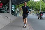 07.07.2020, Trainingsgelaende am wohninvest WESERSTADION,, Bremen, GER, 1.FBL, Werder Bremen - der Tag nach Heidenheim, im Bild<br /> <br /> <br /> Ludwig Augustinsson (Werder Bremen #05)<br /> <br /> <br /> Foto © nordphoto / Kokenge