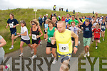 THERE OFF: The start of the 10KM Banna Road Race on Sunday.