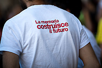 """Rome, 27/09/2019. Today, tens of thousands of students and members of the public (For the oranisers: 200,000 people marched in Rome, and more than a million in all the 180 square across Italy) gathered in Piazza della Repubblica and then marched to Piazza della Madonna di Loreto (Fori Imperiali) to take part in the """"Third Global Strike for Future"""" demonstration (1.). This third event against """"Climate Change"""" and to protect """"Mother Earth"""" was organised as a week-long global climate strike - 22-27 September 2019. Numerous demonstrations, flash mobs, protests, marches took place across the planet still following the example of the """"Fridays for Future"""" actions directly related to Greta Thunberg (2.), the 16 year old """"Swedish political activist seeking to stop global warming and climate change, [who] in August 2018 became a prominent figure for starting the first school strike for climate, outside the Swedish parliament building"""" (Source, Wikipedia.org, 3.).<br /> <br /> Footnotes & Links:<br /> 1. http://bit.do/faZXE<br /> 2. https://fridaysforfuture.org & @GretaThunberg (Personal Twitter page) <br /> 3. https://en.wikipedia.org/wiki/Greta_Thunberg<br /> For my story: 15.03.2019 Global Strike For Future - Rome 15M #FridaysForFuture please click here: http://bit.do/faZYY"""
