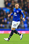 Ross Barkley of Everton - Everton vs. Leicester City - Barclay's Premier League - Goodison Park - Liverpool - 22/02/2015 Pic Philip Oldham/Sportimage