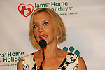 Desperates Housewives actress Felicity Huffman is spokesperson for Iams Home 4 the Holidays (Peace on Earth  - Good Homes to Pets - 2008 campaign Goal = 1 million pets adopted and appears on October 7, 2008 at Animal Haven Adoption Center & Boutique in SoHo, NYC, NY where animals are saved and provided a good home. (Photo by Sue Coflin/Max Photos)
