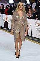 "Munroe Bergdorf<br /> arriving for the ""Charlie's Angels"" premiere at the Curzon Mayfair, London.<br /> <br /> ©Ash Knotek  D3538  19/11/2019"