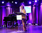 Vivienne Benesch during the SDC Foundation Awards on October 30, 2017 at The Green Room 42 in New York City.