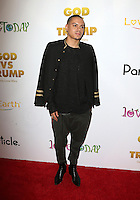 "Hollywood, CA - NOVEMBER 07: Evan Ross at Premiere Of ""God vs Trump"" At TCL Chinese Theatre, California on November 07, 2016. Credit: Faye Sadou/MediaPunch"