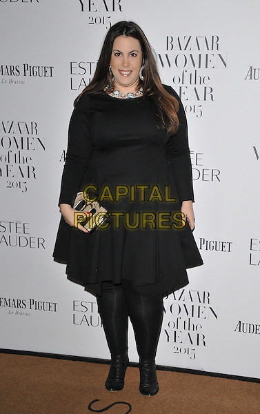 Mary Katrantzou attends the Harper's Bazaar Women of the Year Awards 2015, Claridge's Hotel, Brook Street, London, England, UK, on Tuesday 03 November 2015. <br /> CAP/CAN<br /> &copy;Can Nguyen/Capital Pictures