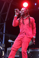 Luton - Levi Roots performs at the Love Luton Festival at Popes Meadow, Luton, Bedfordshire - July 6th 2012..Photo by Keith Mayhew.