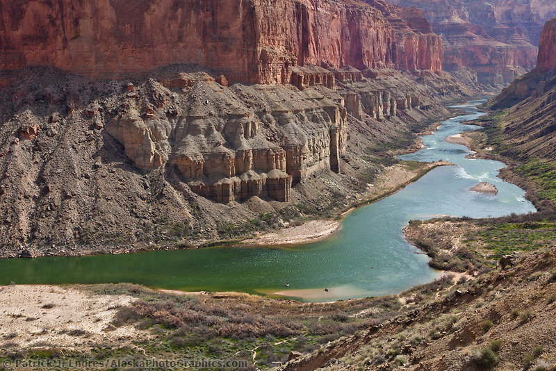 Colorado River, Grand Canyon National Park, Arizona