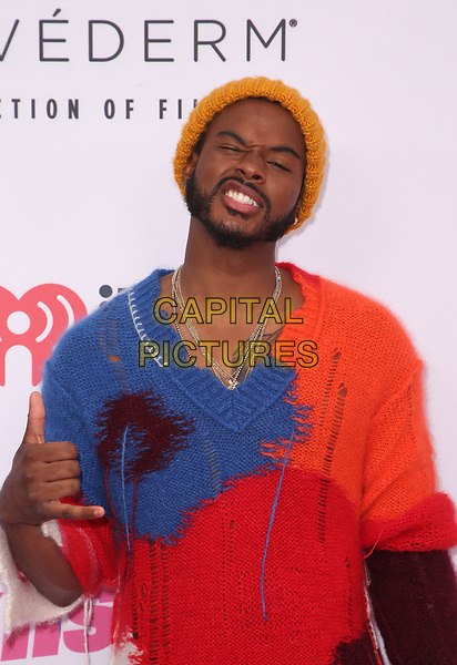 CARSON, CA - June 1: Trevor Jackson, at 2019 iHeartRadio Wango Tango Presented By The JUVÉDERM® Collection Of Dermal Fillers at Dignity Health Sports Park in Carson, California on June 1, 2019.   <br /> CAP/MPI/SAD<br /> ©SAD/MPI/Capital Pictures