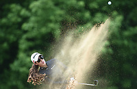 Maria Fassi swings, Saturday, June 27, 2020 during the final round of the WAPT pro golf tournament in Bella Vista. Check out nwaonline.com/200627Daily/ for today's photo gallery. <br /> (NWA Democrat-Gazette/Charlie Kaijo)